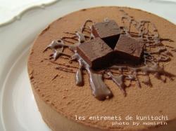 TBS「知っとこ!」で紹介されました!チョコレートのムース・ショコラ「エクセレンス」★800台突破!★